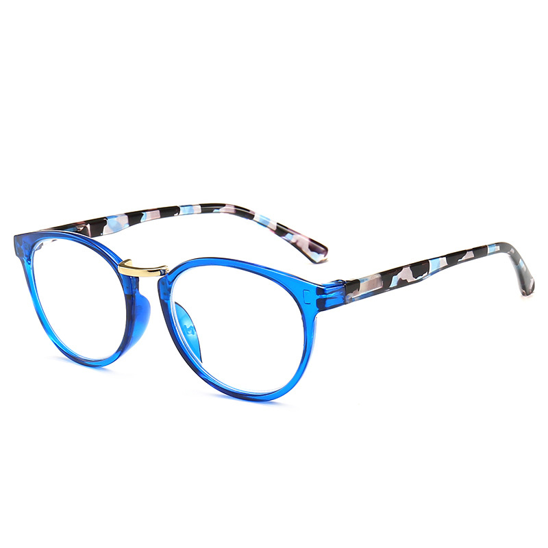 2020 Cat Eye Reading Glasses Stylish Colorful Frame Women Lightweight Presbyopic Spectacles Men Prescription Eyewear