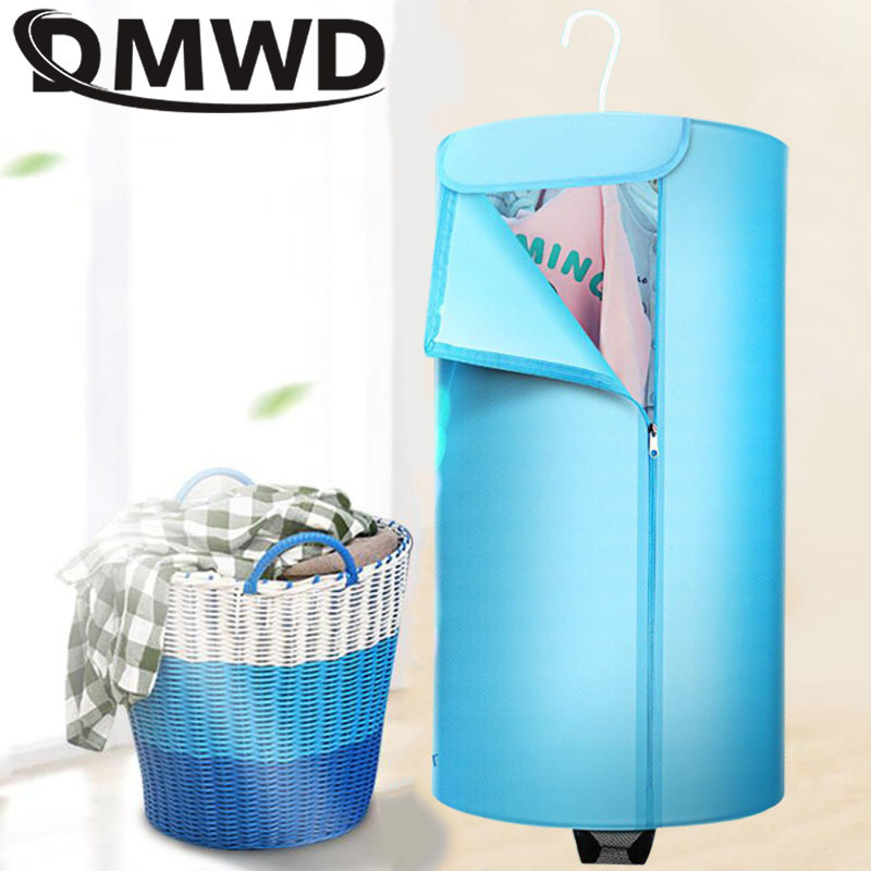 DMWD Electric Clothes Dryer Fan Heater
