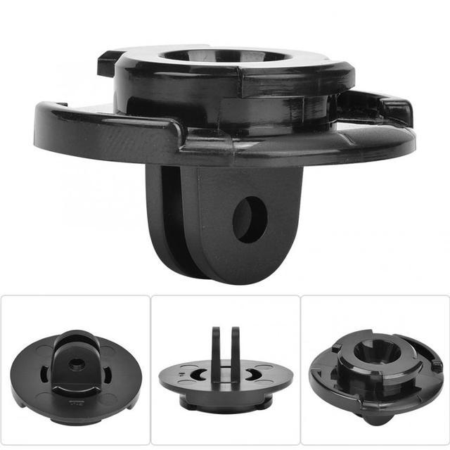 액션 카메라 accessorie Ulanzi  16 DJI Osmo 액션 스포츠 캠 액션 용 Gopro 용 퀵 릴리스 장착 어댑터베이스