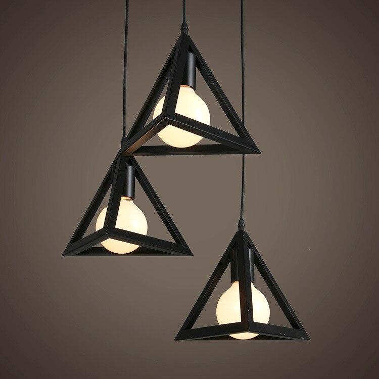 Luminaria Hanglamp Rope Bedroom  Restaurant  Pendant Lights
