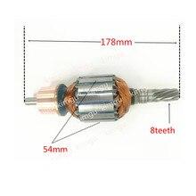ARMATURE 220-230V Rotor 1007541-00 Replace For Dewalt D25899K
