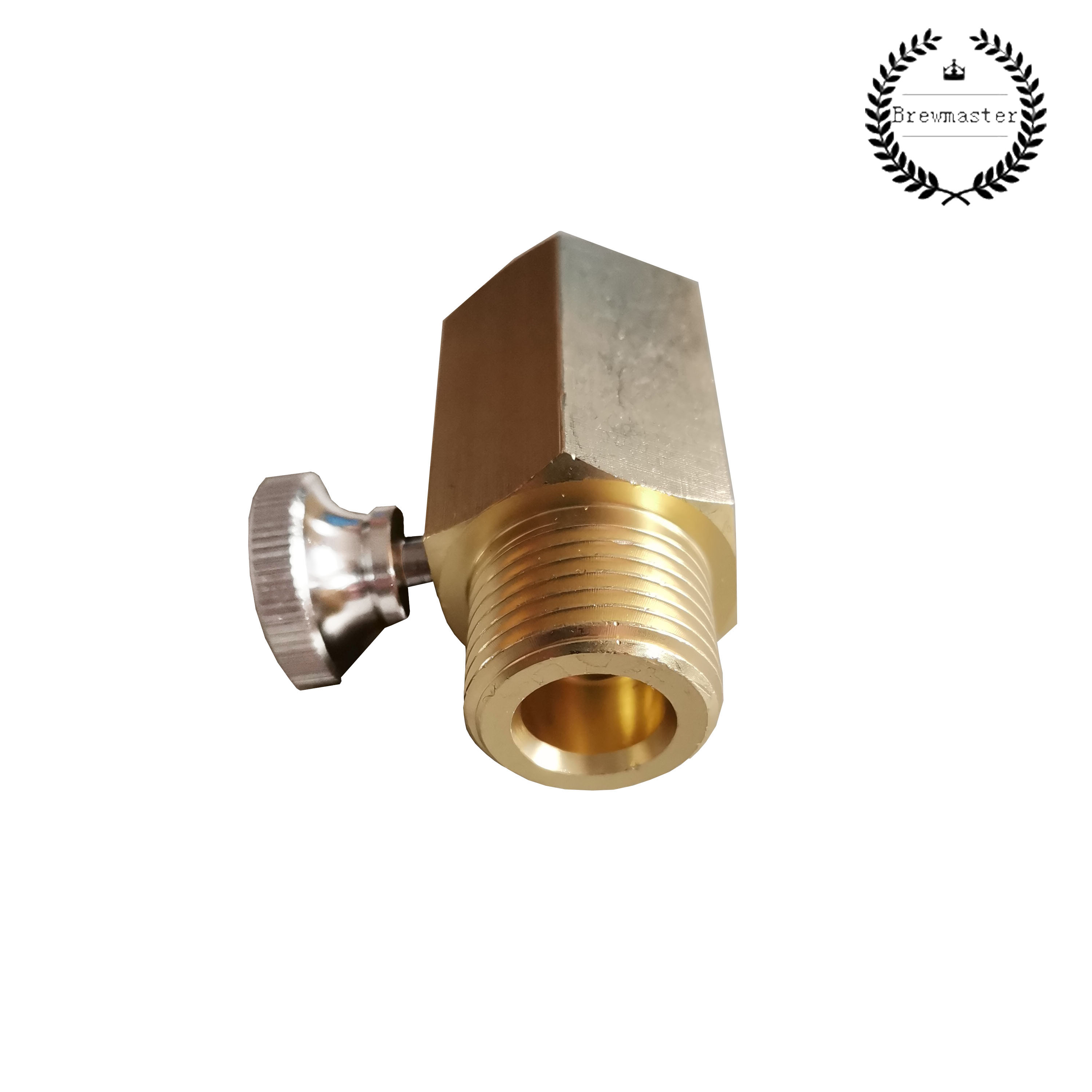 Deluxe Sodastream Cylinder Adapter (with Pin Adjustment) (EU Thread)