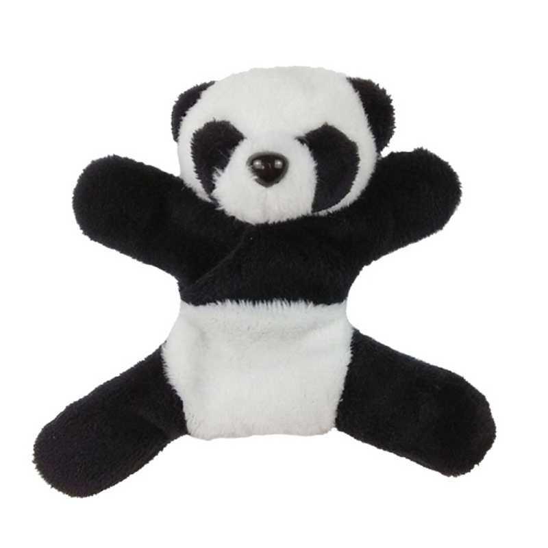 1 sveglio morbido peluche del panda magnete del frigorifero autoadesivo del fumetto della decalcomania regalo souvenir decorazione della casa accessori da cucina