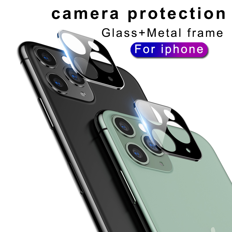 Back Camera Lens Protector Protective Glass For Iphone 11 Pro MAX X Xs Xr Xs Max 11 Camera Glass On Iphone 11 Flim Protection