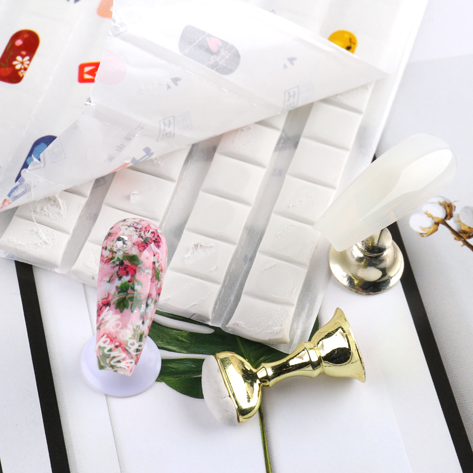 ails Adhesive Glue Clay Removable Reusable Non Toxic Nail Art Tool Sticky Tip Fixator Clay DIY Nail Practice Display (21)