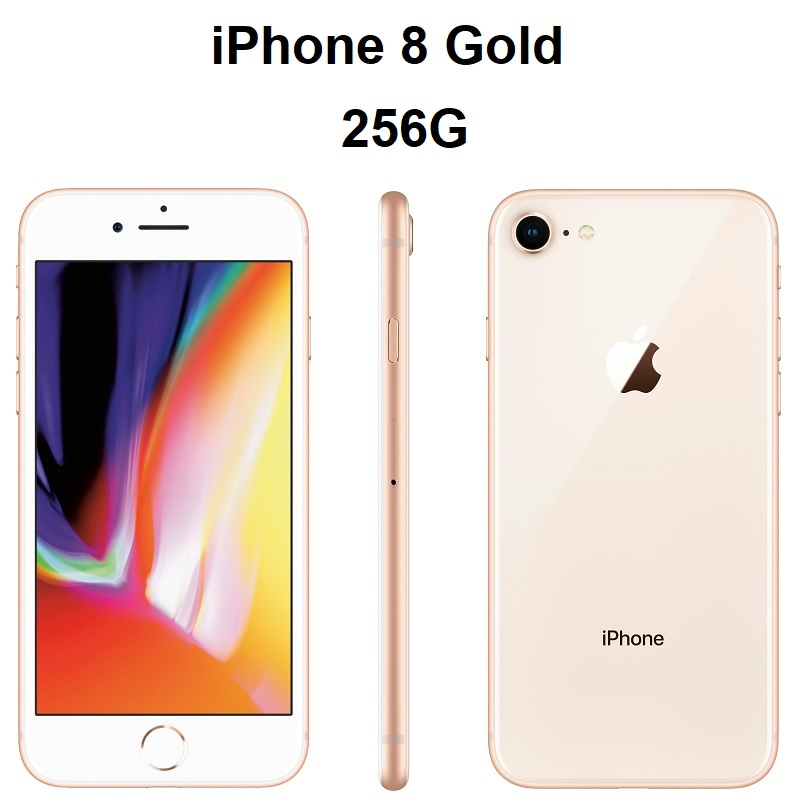 iPhone 8 Gold 256G