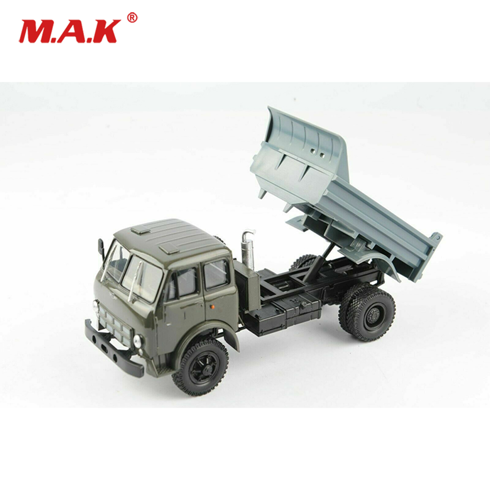 Kid Model Toys for Boys 1/43 Scale HAW Alloy Diecast Kamaz MA3-5096 Russia Truck Vehicle <font><b>Car</b></font> Russia Truck Model image