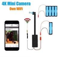 Módulo de mini câmera, wi-fi, ip, movimento dv, 1080p, p2p, gravador de vídeo, segurança doméstica, filmadora, controle remoto, tf oculto