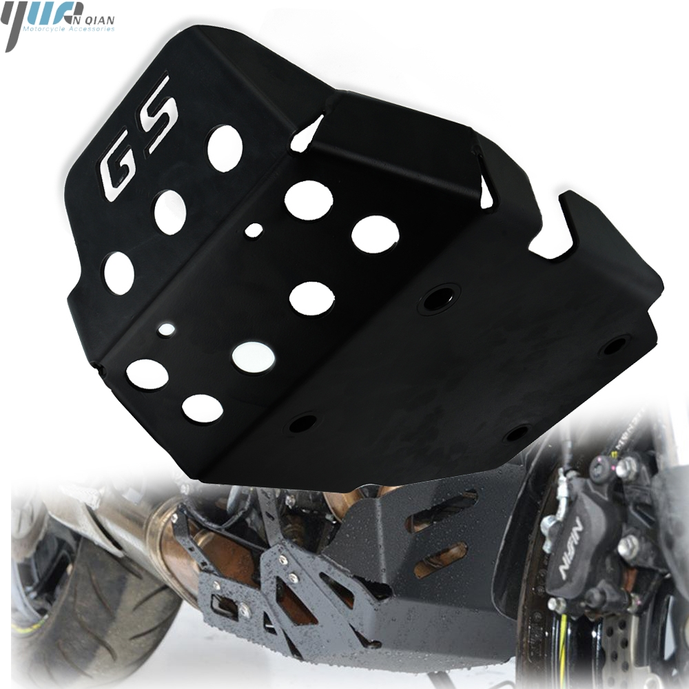 For BMW F700GS F800GS 2008-2017 2016 F 800 GS ADV 2019 2020 F650GS Motorcycle Skid Plate Engine Guard Chassis Protection Cover