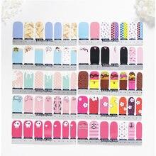 Клей для накладных ногтей стикер Рождество diy цветок Маникюр