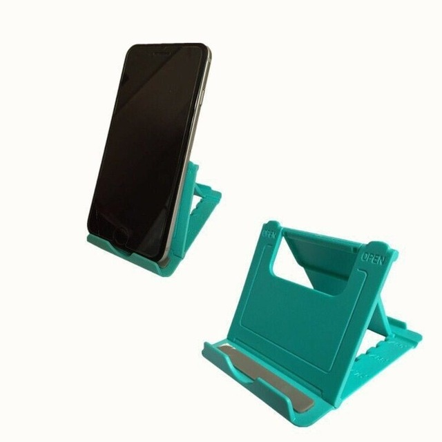 Universal Folding Table Cell Phone Support Plastic Holder Desktop Stand for Your Phone Smartphone Tablet Support Phone Holder 5
