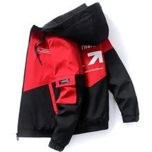 Coats Men Bomber-Jackets Windbreaker Cargo Steetwear Harajuku Japanese Big-Size Hip-Hop