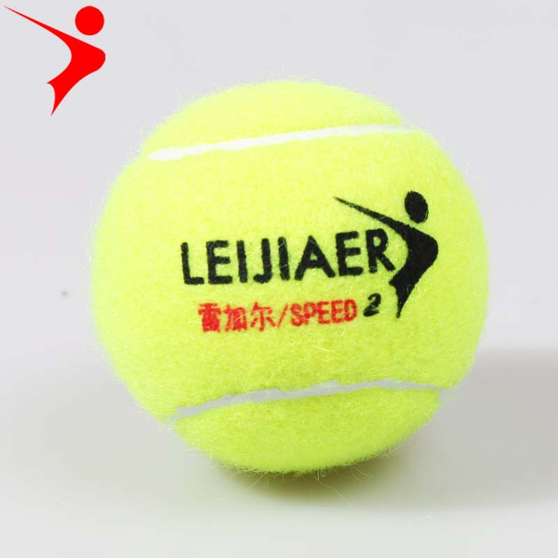 Ray Gal Chinese Wool Training Tennis In Bulk Natural Rubber Tennis High Bounce Practical Practice Tennis