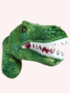 Image 1 - 2021新デザインt rexための壁の装飾恐竜クリエイティブぬいぐるみdinosau ttyrannosaurusぬいぐるみplushtoys