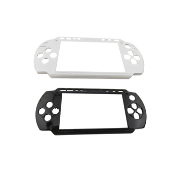 100 pcs Housing Front Faceplate Cover Case Shell Cover Replacement for PSP 1000 game console