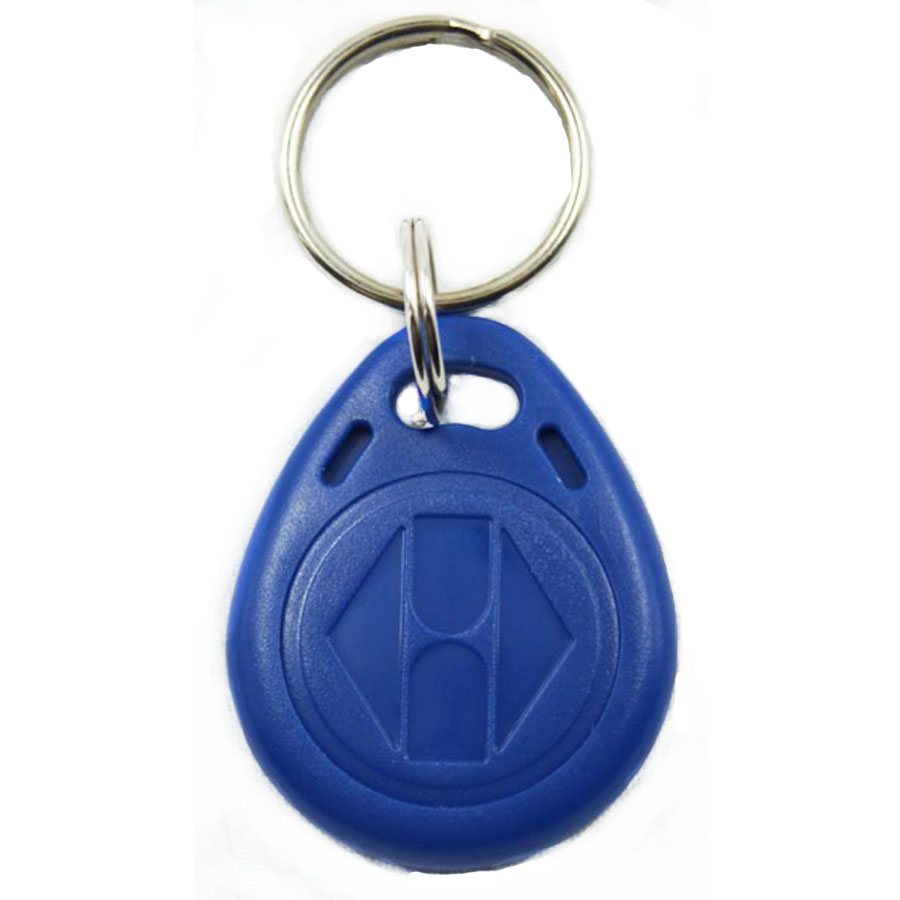 20pcs/bag RFID Key Fobs 13.56MHz Proximity ABS Token Nfc Smart Tags Access Control With China Fudan S50 1K Chip