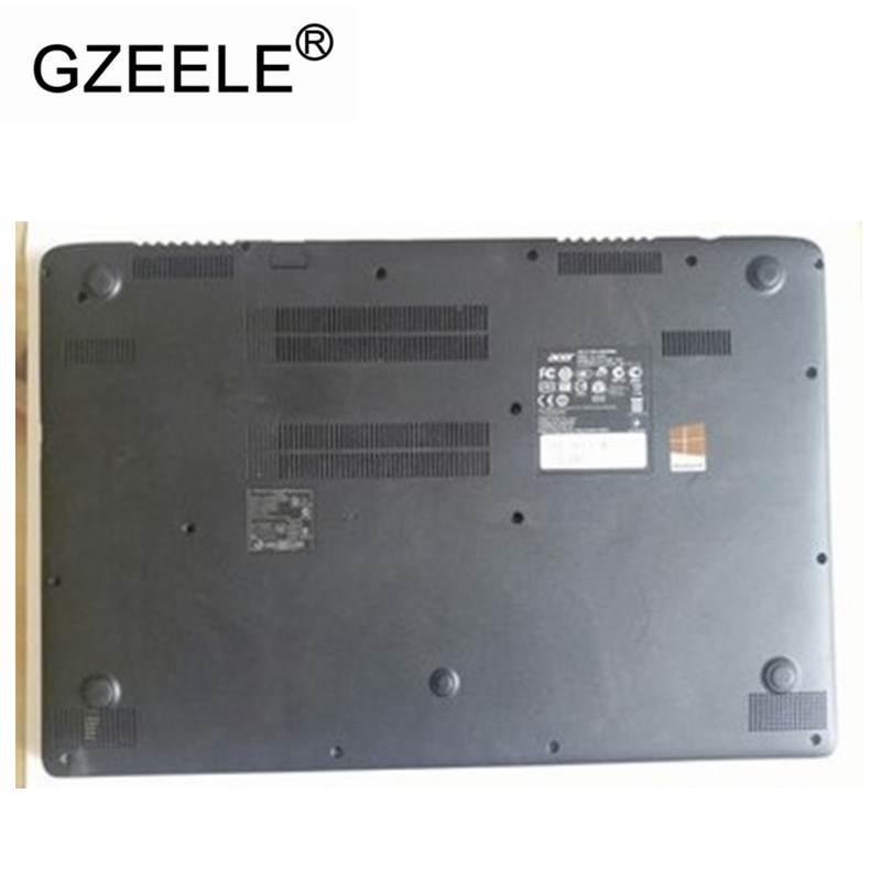 GZEELE Laptop Bottom Basis Fall Abdeckung Für Acer v5-572g v5-573g v5-552g v5-473 v5-472 v5-452 v5-572 v5-573 v5-552 D shell