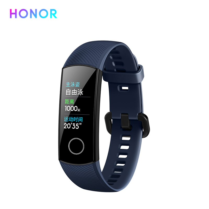 HUAWEI Honor Band 5 Smart Bracelet Sports Smartwatch Standard Version (Witout NFC) 0.95-inch AMOLED screen Heart Rate Monitor