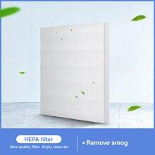 H12 H13 изготовление размеров под заказ Воздухоочистители Hepa фильтр Воздухоочистители Запчасти для Sharp и т. д., фильтр PM2.5 и дымки, автомобильный фильтр Замена фильтр от пыли фильтр для вентиляции