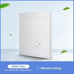 H12 H13 изготовление размеров под заказ Воздухоочистители некадрированным Hepa фильтр Воздухоочистители Запчасти для фильтрации PM2.5 и дымка
