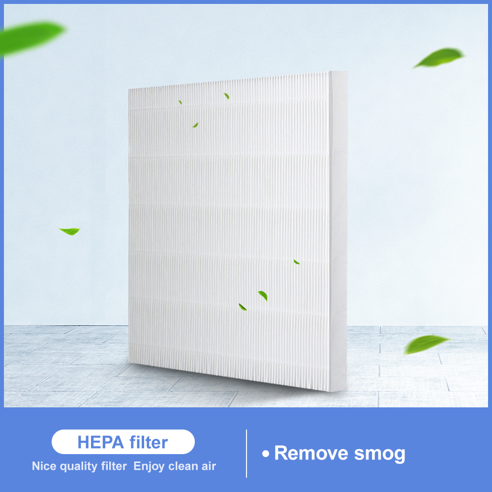 Air Purifier Hepa Filter Custom Size H12 Of Air Purifier Parts For Sharp Etc Filter PM2.5 And Haze Car Filter Replacement