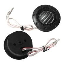 Speakers 12V Tweeters Auto-Accessories Audio Hifi Car-Stereo Treble Silk 150W YH-380A