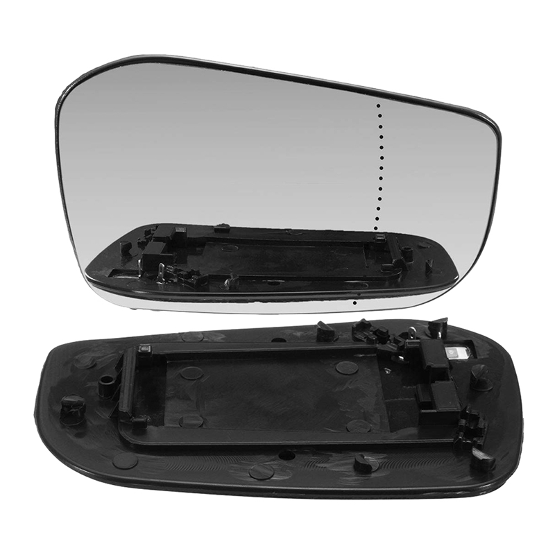 Heated Door Mirror Glass and Backing Plate RIGHT fits 2004-2006 VOLVO S60 V70