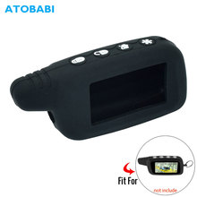 Silicone Remote Key Case For Pantera SLK 350 450 635 650 468 600RS 625RS Two-Way Car