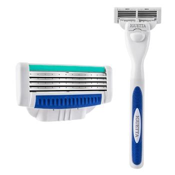 Станок для бритья RZR Iguetta GF4-1127 5