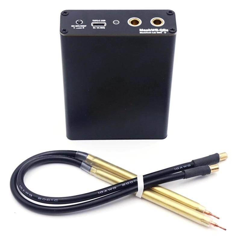 5 Gears Adjustable Handheld DIY Portable 18650 Mini Spot Welder Machine Welding Power With Pen for Battery