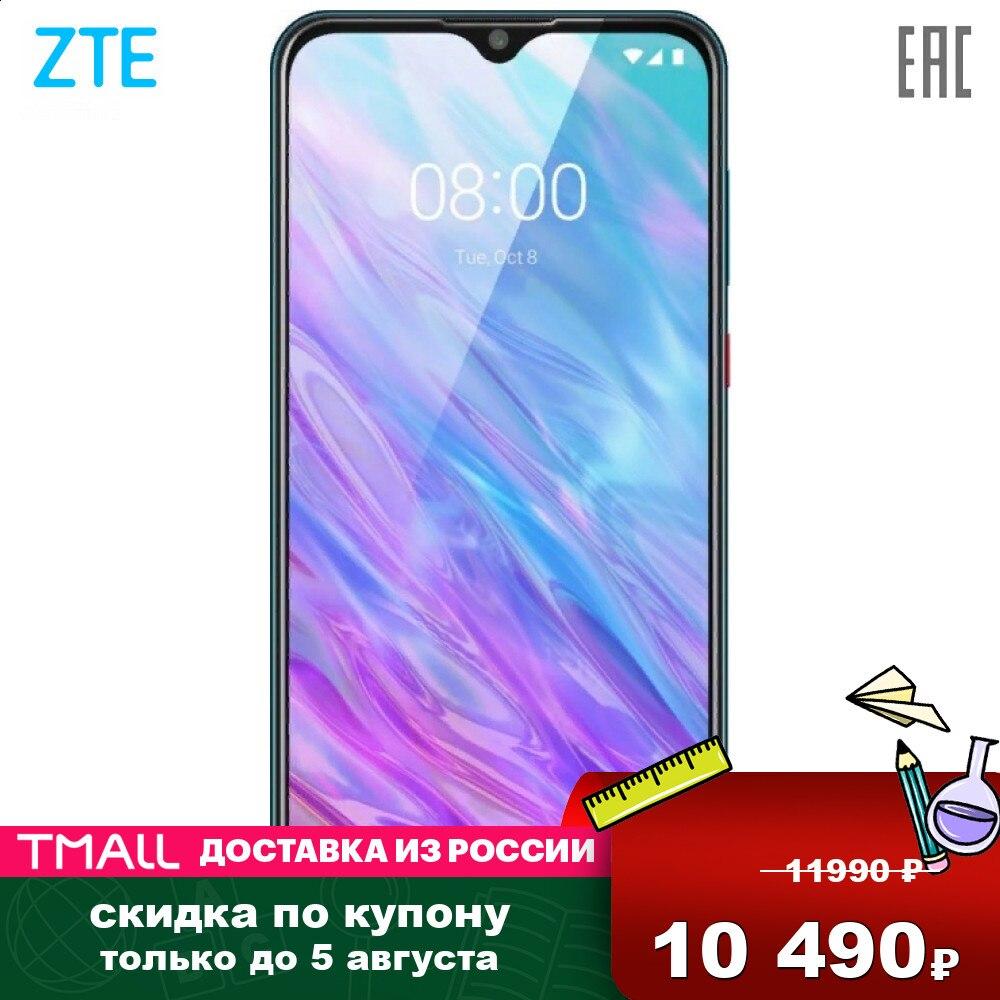 Teléfonos móviles ZTE Blade 20 smartphones inteligentes android puro batería potente de gran capacidad 4,3