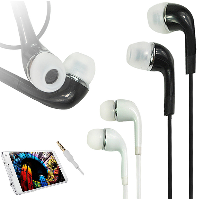 3.5mm Earphones <font><b>EHS64</b></font> Headsets With Built-in Microphone In-Ear Wired Earphone For Smartphones for Samsung image