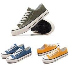 Fashion Canvas Shoes Shoes Men Flats Cas