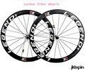 Шоссейный велосипед C38 C50 гоночные соревновательные колеса полностью из углеродного волокна колеса обода