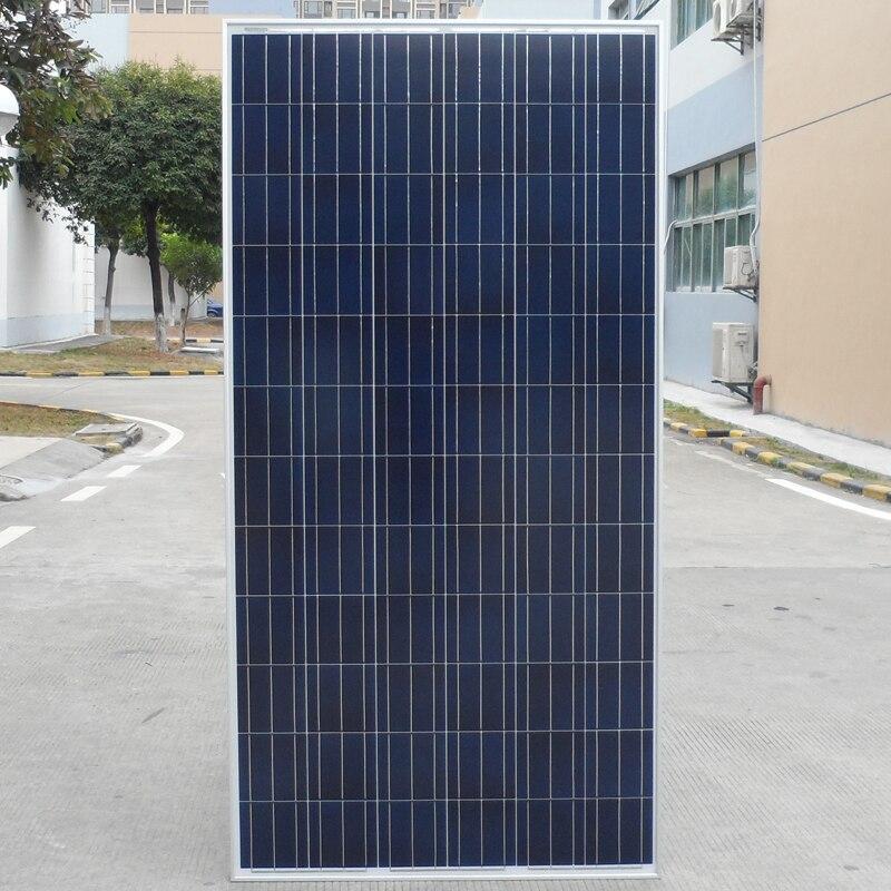 Panneau solaire 24v 300w 10 pièces système solaire polycristallin pour la maison 3000w 3Kw chargeur de batterie solaire bateau hors sur le toit de la grille Rv voiture