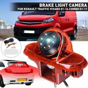 Image 1 - Ccd Hd Auto Achteruitrijcamera Backup Parking Brake Light Voor Renault Trafic 2001 2014 Voor Opel Vivaro Combo opel