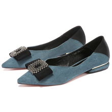 цена на New Fashion Women Pumps Rhinestone women shoes high heel pointed toe high-heeled shoes pumps women shoes 2-42