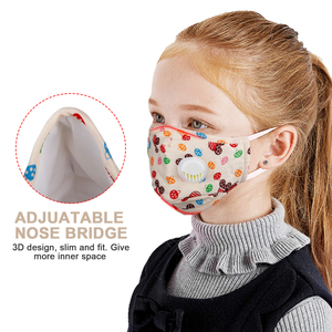 Image 3 - Washable Face Mask PM2.5 Mouth Masks Activated Carbon Reusable Mouth Cover for Adult