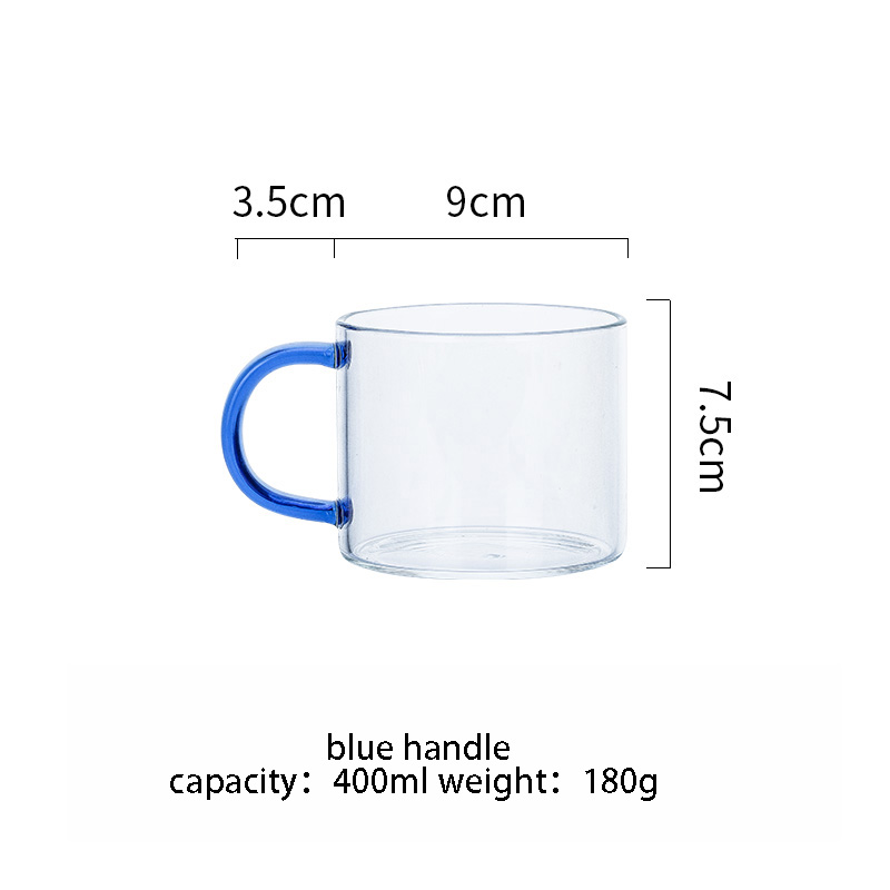 blue handle