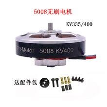 Motor brushless 5008 kv335 kv400 cw ccw rc avião acessórios multi helicóptero sem escova do motor 4 pces