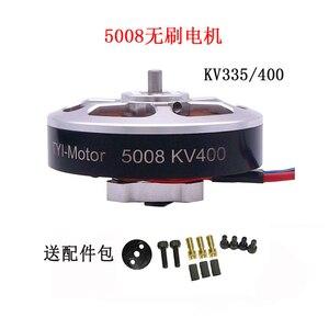 Image 1 - Motor brushless 5008 kv335 kv400 cw ccw rc avião acessórios multi helicóptero sem escova do motor 4 pces