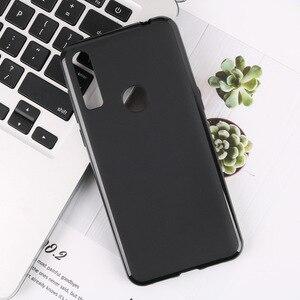 Простой Черный силиконовый чехол для Alcatel 1S 3L 1V 3X 2020 чехол для телефона Alcatel 3V 3X 1S 1V 2019 резиновый, мягкий, из ТПУ чехол s Funda