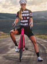 Betty designs/велосипедная одежда костюм с короткими рукавами
