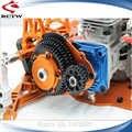 Ensemble d'engrenages de Transmission à 3 vitesses pour GTB Racing Hpi ROFUN ROVAN KM Baja 5B/5 T/5SC RC pièces de jouets de voiture
