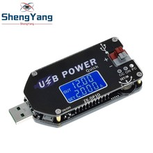 CNC USB TYEPE-C convertisseur CC CC CC CV 1-30V 2A 15W Module d'alimentation réglable alimentation régulée QC2.0 3.0 AFC