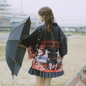 Image 3 - Women shirt Chinese style dragon costume sweatshirt harajuku style KK045 W