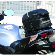 2019 NEW Motorcycle Tail Bags Backseat Bag Helmet Storage Large Capacity Pack Shock-proof