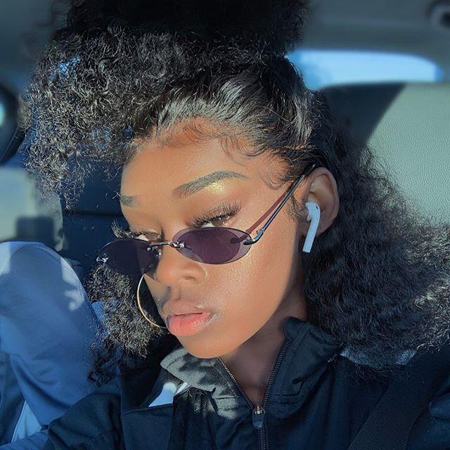 Apliques com cabelo humano Depenado Branqueada Natural