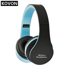 nx 8252 professional foldable wireless bluetooth headphone super stereo bass effect portable headset for dvd mp3 Nx-8252 Bluetooth Earphones Foldable Headset Stereo 4.1 Wireless Headphones with Microphone for Mobile Computer Sports