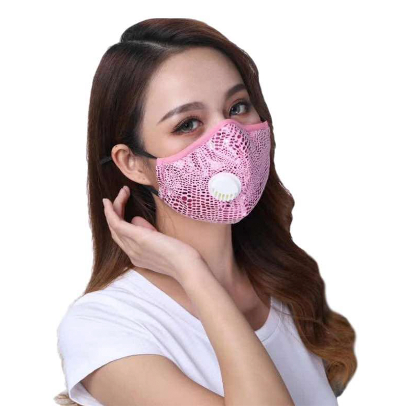 Fashion Bling Sequins Protection Mask New Mouth Mask Washable Reuse Face Mask Elastic Earloop Mouth Mask 2020